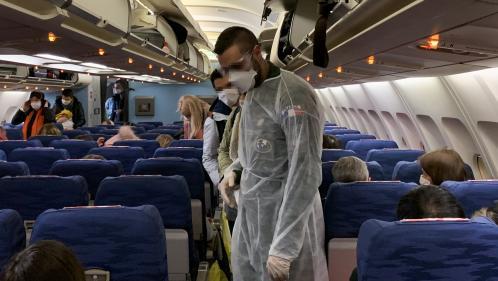 Coronavirus 2019-nCoV : 38 Français vont être rapatriés de Wuhan dimanche