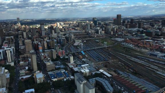 Johannesburg, Afrique du Sud, 2017.