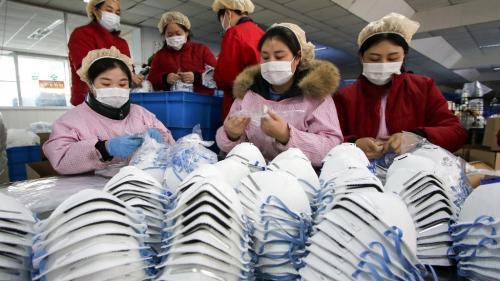 "DIRECT. Coronavirus 2019-nCoV : la Chine a un besoin ""d'urgence"" de masques de protection"