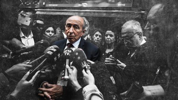 Guerre fratricide, conversion à l'écologie et selfies en série : à Lyon, Gérard Collomb livre son dernier combat