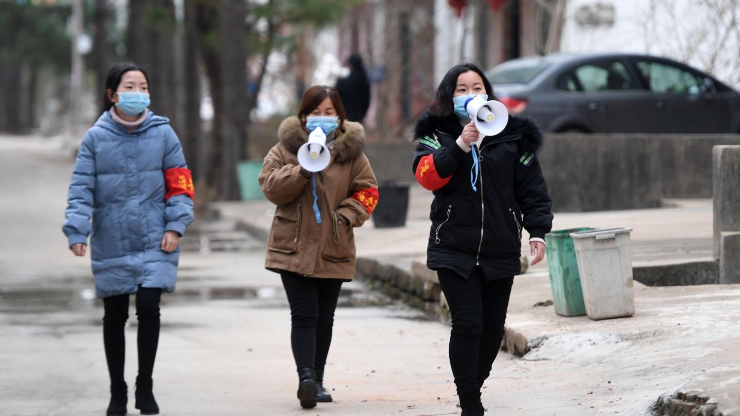 La Chine tente de faciliter le confinement en raison du coronavirus, mais imposer de nouvelles fermetures montre à quel point il est difficile de revenir à la normale