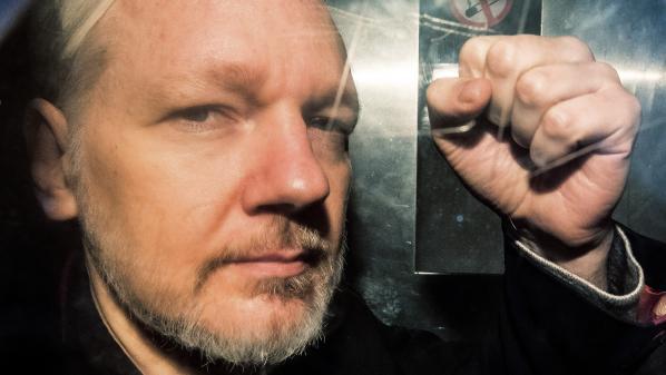 Le procès de Julian Assange, symbole de la liberté d'informer ?