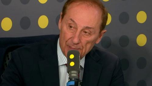 """VIDÉO. Violences sexuelles dans le patinage : """"Si c'est une erreur, nous le dirons"""", affirme Didier Gailhaguet accusé de mensonge par une association"""