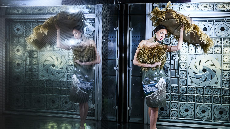 """""""Renaissance"""", un défilé de marques de luxe upcyclées réalisé par un atelier de petites mains en réinsertion"""