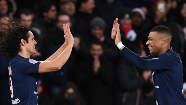 Foot : victoire spectaculaire du PSG contre Lyon dans le choc de la L1 (4-2)