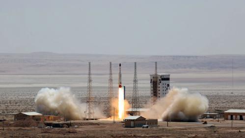 L'Iran s'apprête à lancer un satellite d'observation scientifique