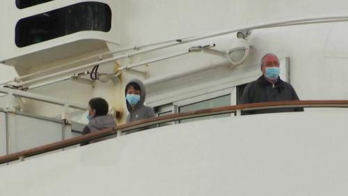 Coronavirus 2019-nCoV : des Français à bord du Diamond Princess, placé en quarantaine au large du Japon
