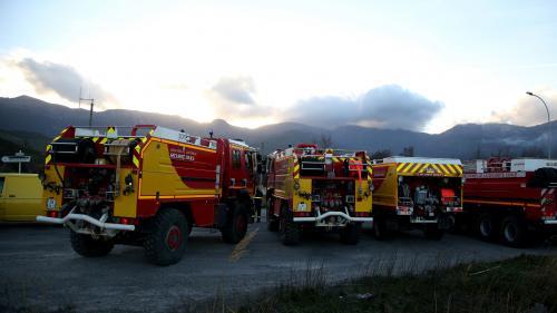 Incendies en Corse : 350 pompiers toujours mobilisés