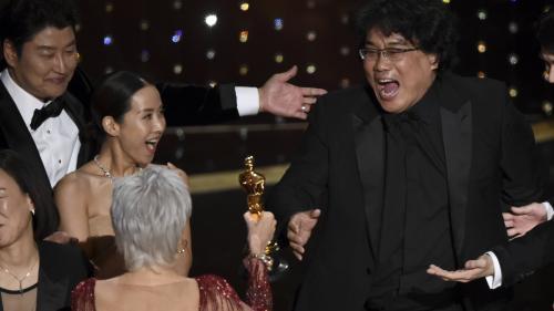 "Oscars 2020 : ""Parasite"" rafle la mise et Hollywood boude la France"