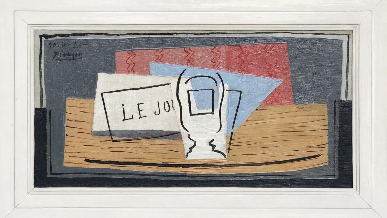 """""""Il faut sacrifier quelque chose de temps en temps"""" : un collectionneur met en jeu un de ses Picasso dans une loterie à 100 euros"""