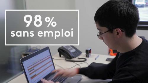 Handicap : combattre le chômage des personnes autistes