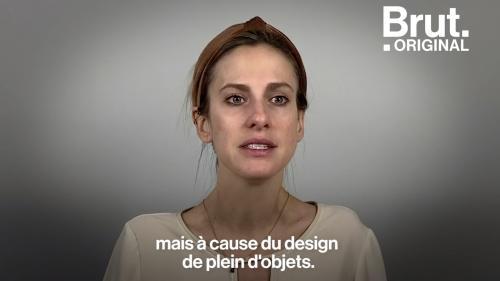 """VIDEO. """"C'estle design qui fait mon handicap"""" : handicapée, elle veut rendre le design plus inclusif"""