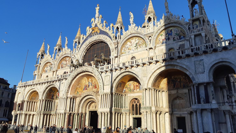 En Italie, la restauration de la crypte de la basilique Saint-Marc à Venise, victime des inondations