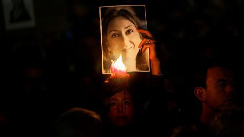 Assassinat de la journaliste maltaise Daphne Caruana : le parquet national financier ouvre une enquête préliminaire en France