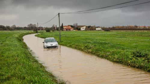 Réchauffement climatique : trois questions sur le plan du gouvernement face à l'érosion des côtes et aux inondations