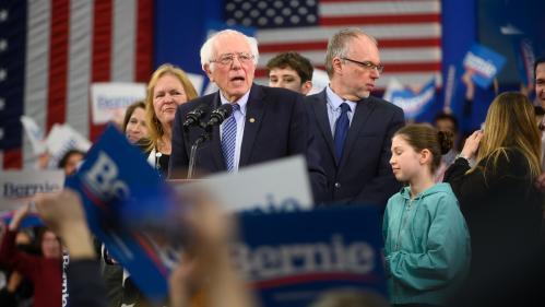 Etats-Unis : Bernie Sanders remporte la primaire démocrate du New Hampshire