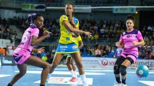Le club de handball féminin de Nantes visé par une affaire de tests de grossesse illégaux