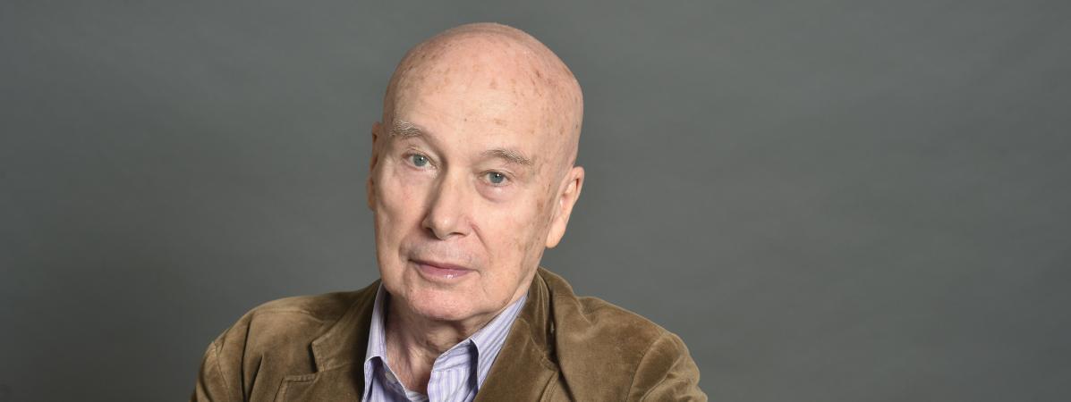 L\'écrivain Gabriel Matzneff en 2015 (photo d\'illustration).