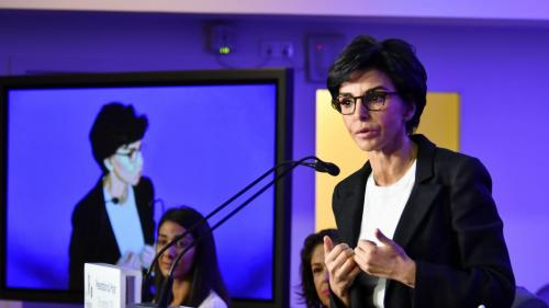 """""""Les boules puantes sont démultipliées par les réseaux sociaux"""" : Rachida Dati réagit au retrait de Benjamin Griveaux"""
