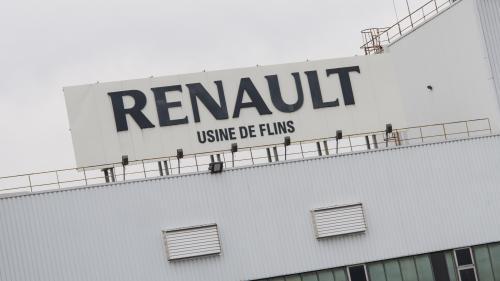Renault n'exclut pas de fermer des usines, en France ou dans le monde, après des résultats négatifs