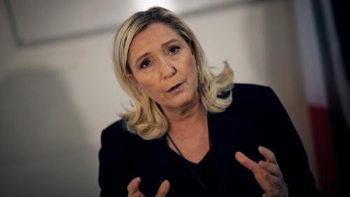 Les mensonges du gouvernement ont provoqué ce confinement général, assure Marine Le Pen (RN)
