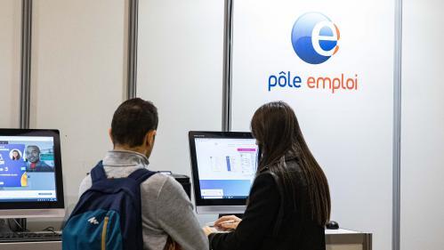 Pourquoi la baisse du taux de chômage annoncée par l'Insee ne s'explique pas par les radiations de Pôle emploi