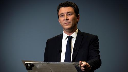 VIDEO. Retrait de Benjamin Griveaux : regardez l'allocution de l'ancien candidat LREM à la mairie de Paris