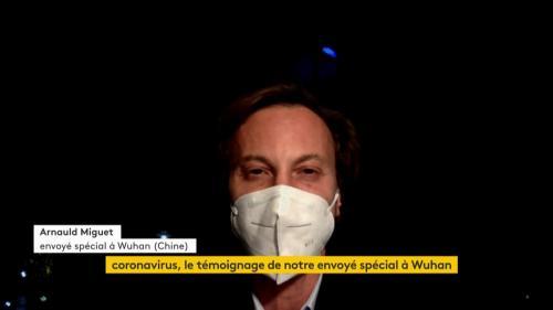 Coronavirus Covid-19 : le correspondant de France 2 témoigne après trois semaines de quarantaine à Wuhan