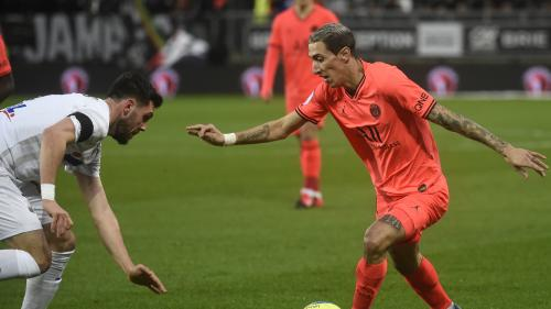 Ligue 1 : au terme d'un match fou, le Paris Saint-Germain se saborde à Amiens (4-4)