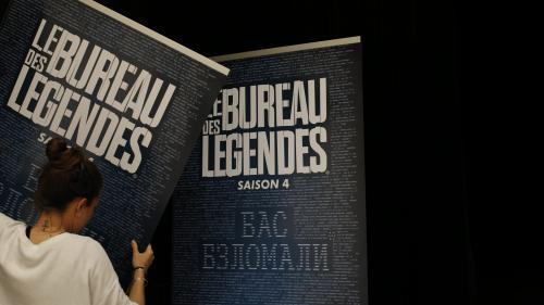 """Le festival Canneseries diffusera en avant-première le premier épisode de la saison 5 du """"Bureau des Légendes"""""""
