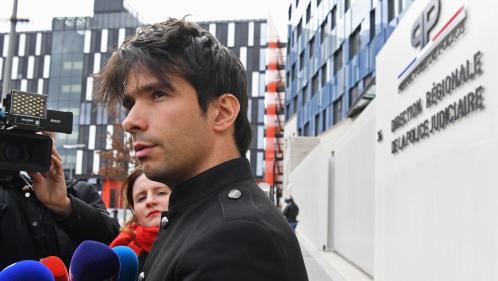 """Affaire Griveaux : pourquoi le parquet n'a pas pu """"dessaisir"""" Juan Branco de la défense de Piotr Pavlenski"""