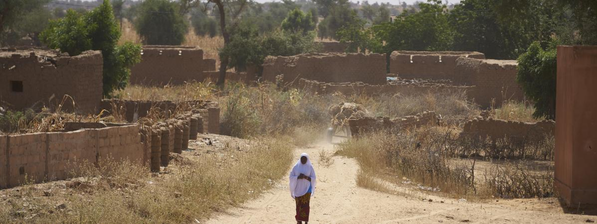 Burkina Faso : 24 fidèles assassinés 20975623