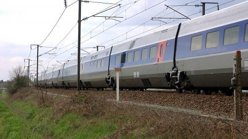 Coronavirus : des patients transférés en TGV de Strasbourg à Angers et Nantes