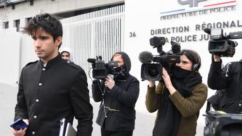 DIRECT. Affaire Griveaux : l'artiste russe Piotr Pavlenski et sa compagne, Alexandra de Taddeo, sont toujours en garde à vue