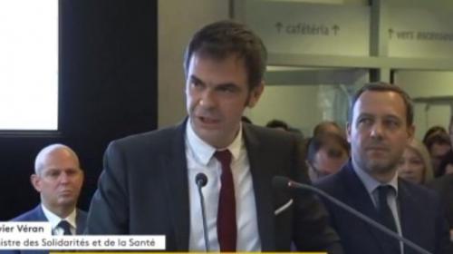 """DIRECT. """"Je lancerai une enquête nationale pour consulter les hospitaliers"""", annonce le nouveau ministre de la Santé, Olivier Véran"""