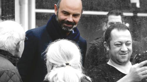 """Municipales 2020 : au Havre, la """"campagne à la hussarde"""" d'Edouard Philippe pour se défaire de son image de Premier ministre"""