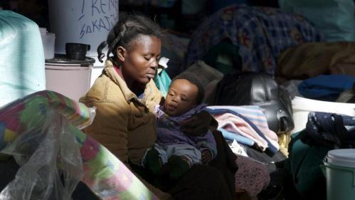 """""""Marre de l'Afrique du Sud et de sa xénophobie"""""""