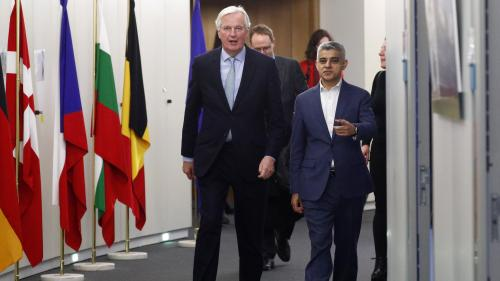 Brexit : le maire de Londres plaide pour que les Britanniques gardent la citoyenneté européenne