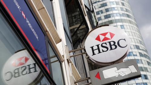 Le groupe bancaire HSBC veut supprimer 35 000 emplois dans le monde