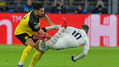 DIRECT. Ligue des champions : le PSG bousculé par Dortmund