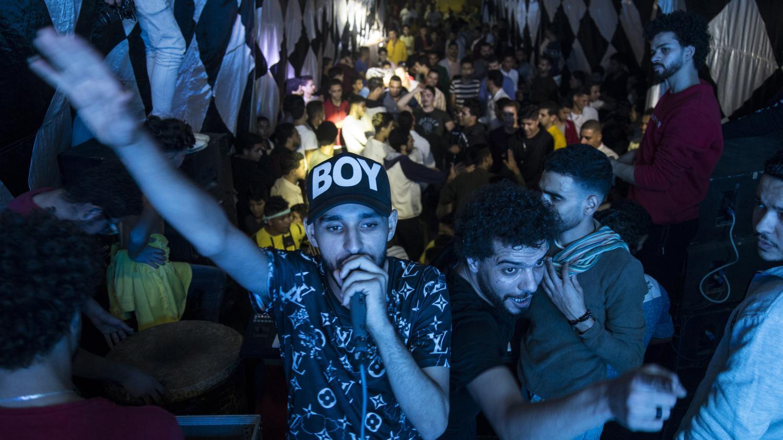 """Égypte : le """"mahraganat"""", musique électro très écoutée, interdit pour ses textes """"grossiers"""""""