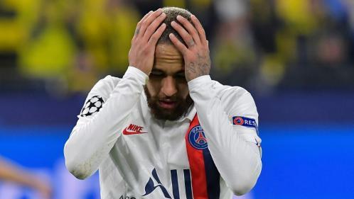 Ligue des champions : le PSG s'incline face à Dortmund (2-1) et son prodige norvégien Erling Haaland