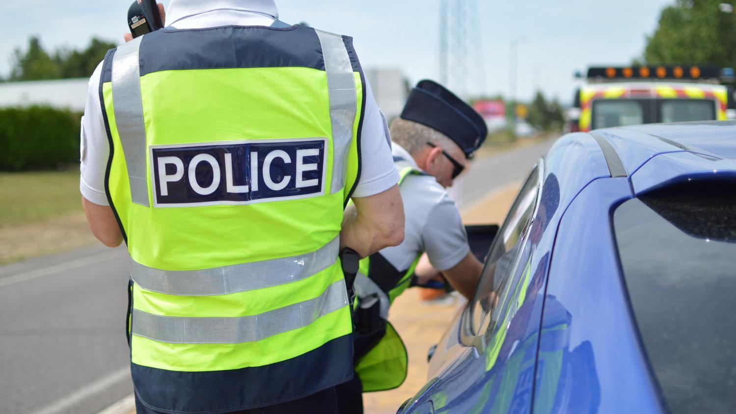 Toulouse : deux policiers mis en examen et écroués pour corruption lors d'un contrôle routier