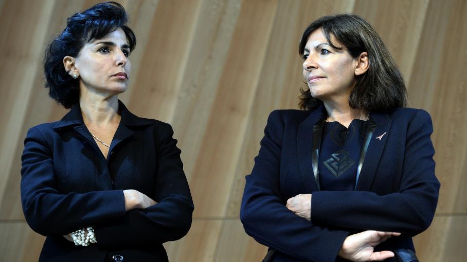 Municipales à Paris : pour la première fois, un sondage donne Rachida Dati devant Anne Hidalgo au premier tour