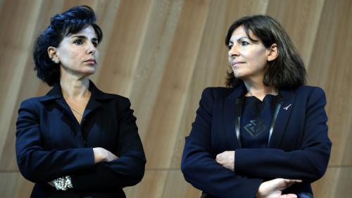 Municipales à Paris : pour la première fois, Rachida Dati bascule en tête au premier tour devant Anne Hidalgo, selon un sondage