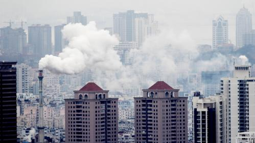 Chine : l'épidémie du nouveau coronavirus fait chuter les émissions de gaz à effet de serre