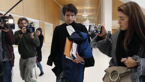 """Une enquête ouverte à Paris pour le vol de l'ordinateur de Juan Branco """"où il y a tous les éléments sur l' affaire"""" Griveaux"""