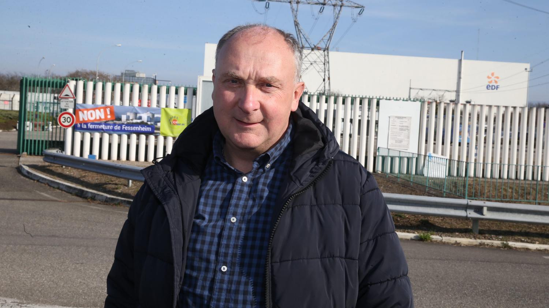 """Le maire de Fessenheim """"en colère"""" face """"à l'injustice de la fermeture"""" de la centrale nucléaire et """"à l'impréparation de celle-ci"""""""