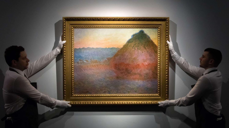 Record d'oeuvres vendues, jackpot pour Monet, retour en force de Paris : tout ce qu'il faut savoir sur le marché de l'art, selon le rapport d'Artprice 2019
