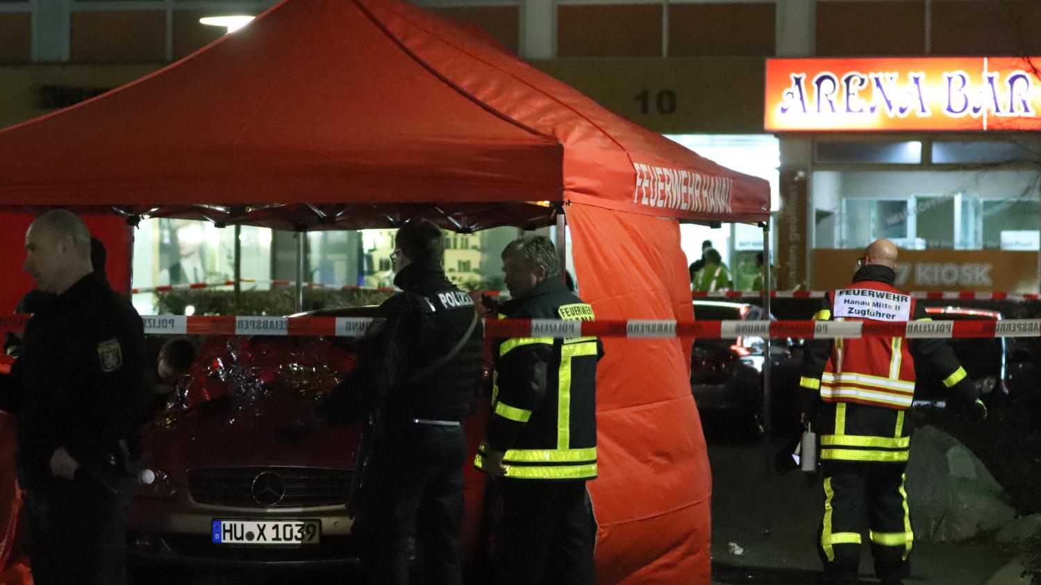 DIRECT. Fusillade en Allemagne : le parquet antiterroriste se saisit de l'enquête sur l'attaque qui a fait neuf morts dans deux bars à chicha